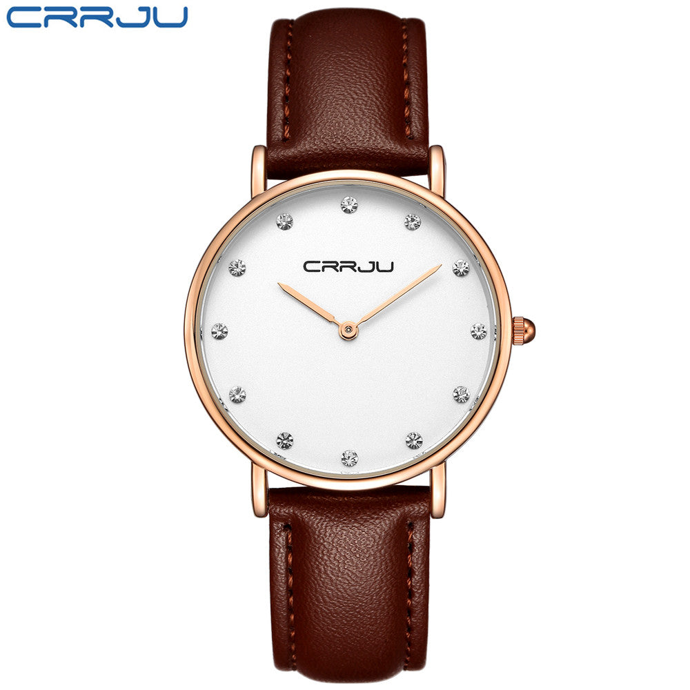 Ladies Casual business Watch