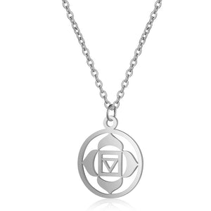 Ma'at's Necklace Silver