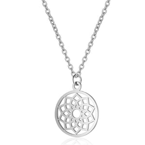 Seshen Necklace Silver