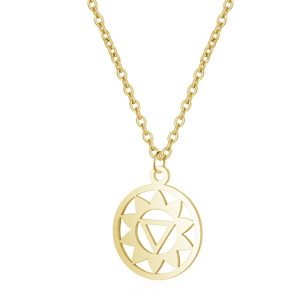Necklace 5 Gold