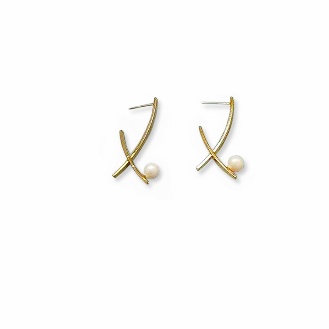 Khafra Earrings