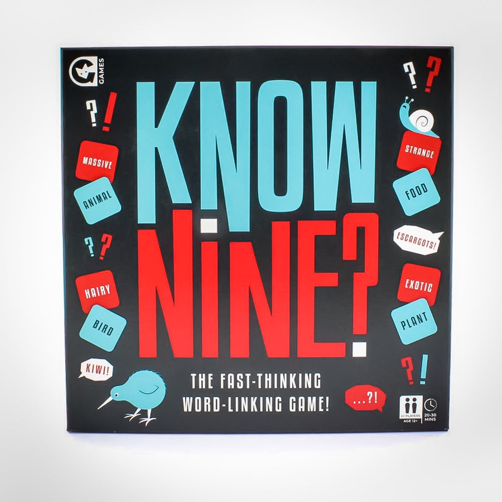 Know Nine? Game