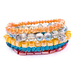 1984 Stacking Bracelet Set - Shopbluemoonbentonville