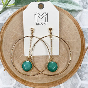 Jupiter Dangle Earrings - Shopbluemoonbentonville