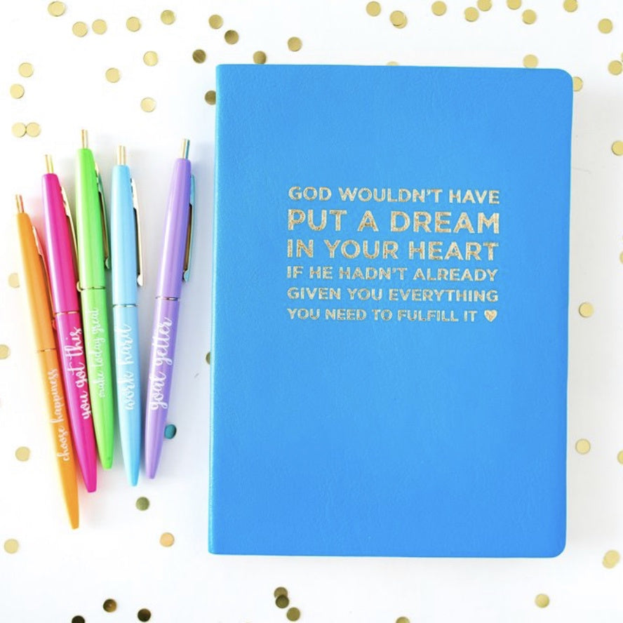 God + Dreams Journal - Shopbluemoonbentonville