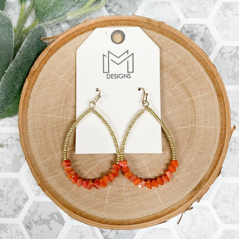 Kassi Beaded Earrings - Shopbluemoonbentonville