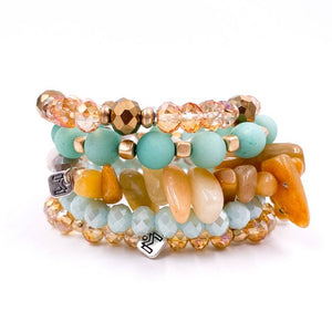 Evan Stacking Bracelet Set - Shopbluemoonbentonville
