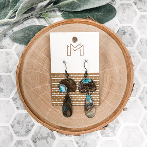 Dasha Earrings - Shopbluemoonbentonville