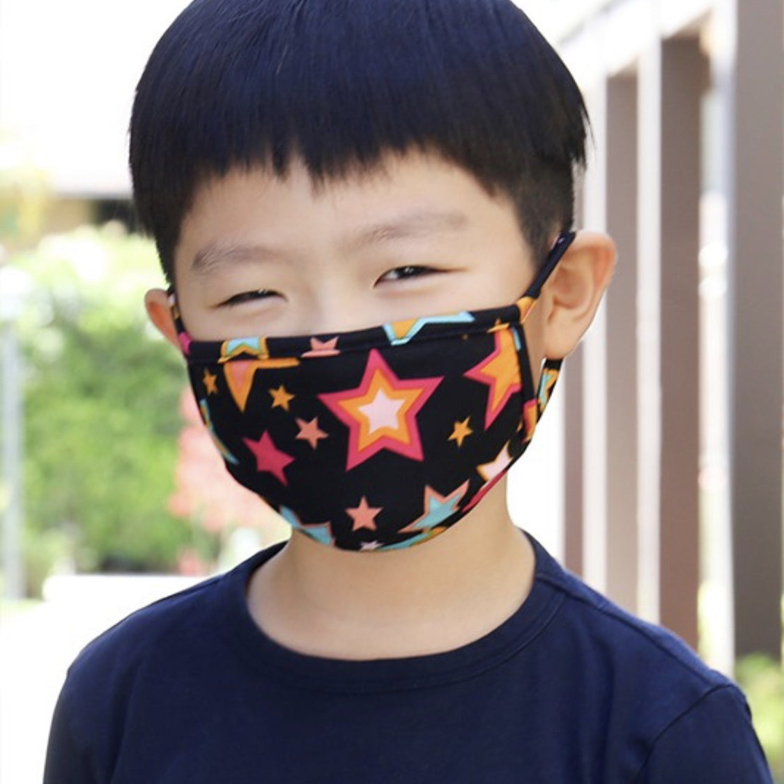 Non-medical Masks w/Filter Pocket-Youth - Shopbluemoonbentonville