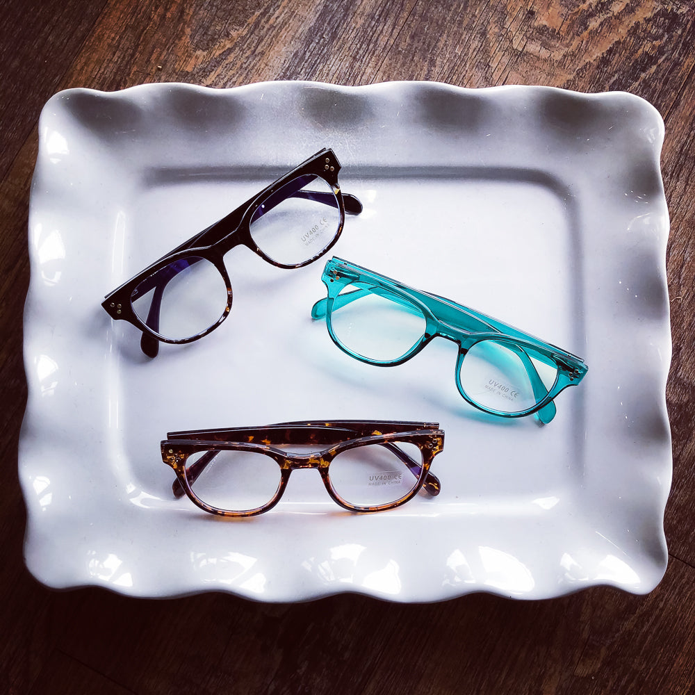 Color Pop Blue Light Glasses - Shopbluemoonbentonville