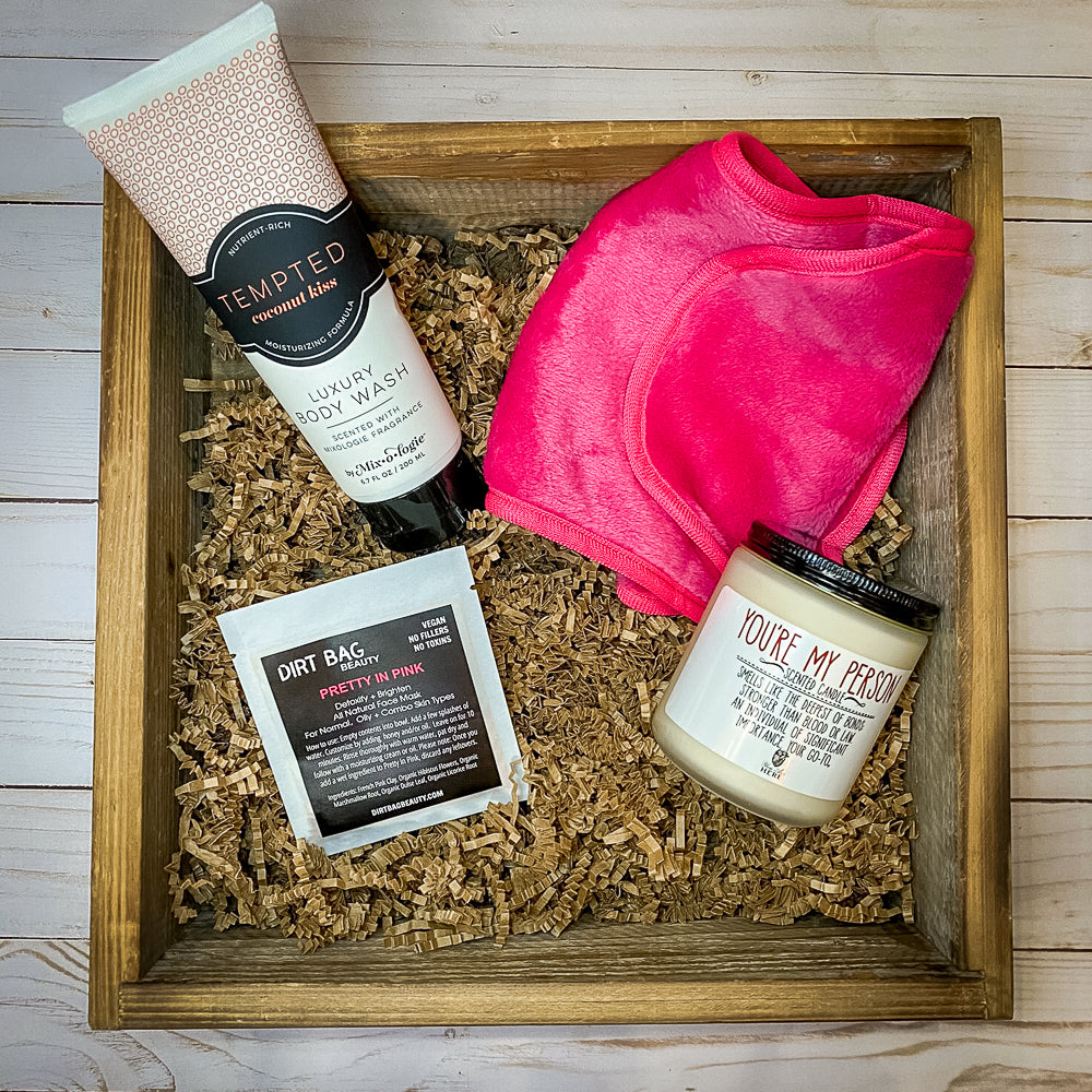 Spa Day Care Package - Shopbluemoonbentonville