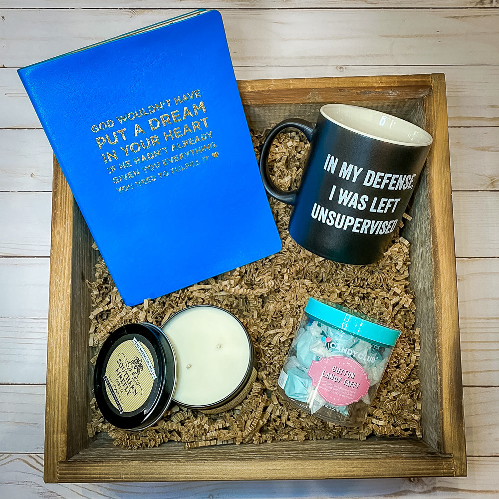 Sweet Treats Care Package - Shopbluemoonbentonville