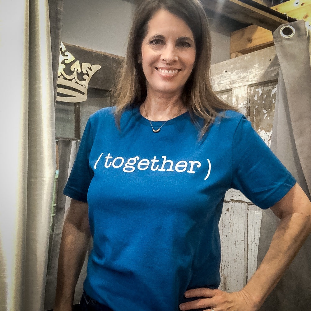 Together T-shirt - Shopbluemoonbentonville