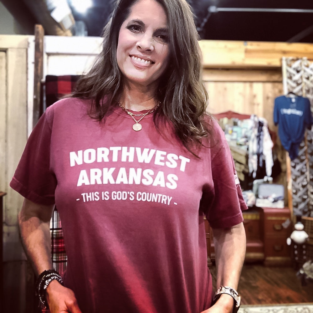 NWA This is God's Country T-shirt