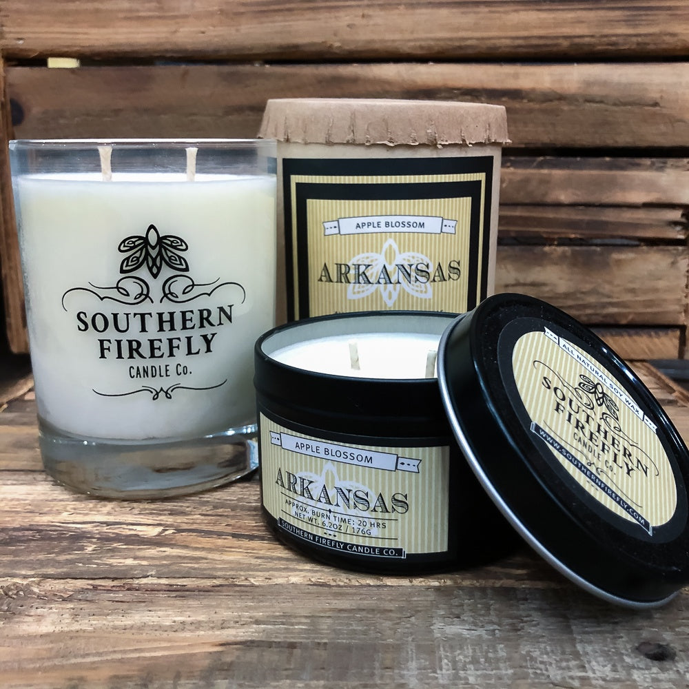 Southern Firefly Travel Tin - Shopbluemoonbentonville