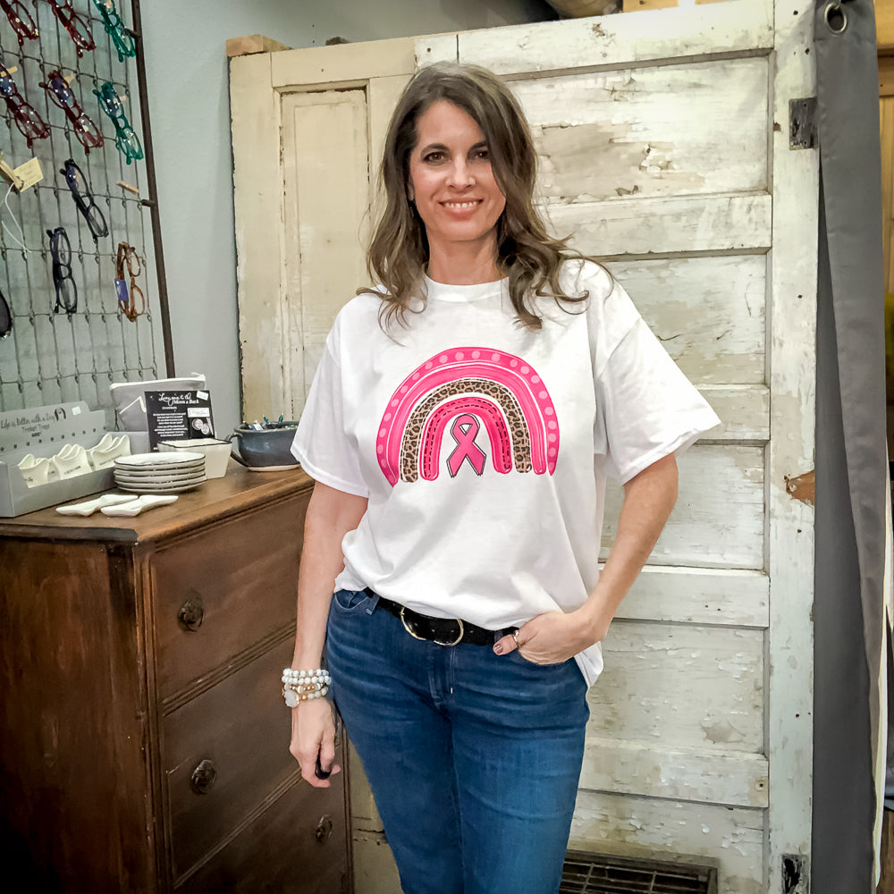 Breast Cancer T-Shirt - Shopbluemoonbentonville