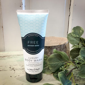 Luxury Body Wash & Shower Gel - Shopbluemoonbentonville
