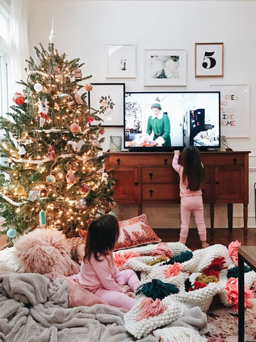 10 ideas to celebrate Christmas with your family remotely