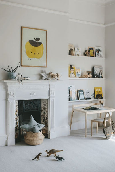 Kids interior styling inspiration