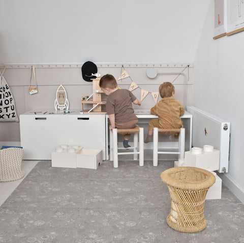 Mothers Day Estrella Meerman shares interior tips for the kids room and learnings as a mom1