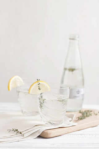 Daily self care tips for moms drink enough water