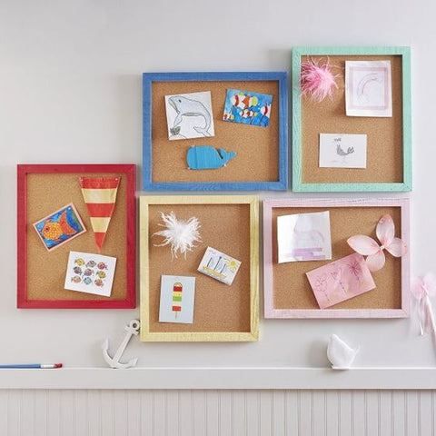 Kids DIY painting interior
