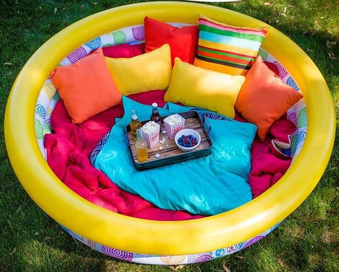 glamping ideas for kids