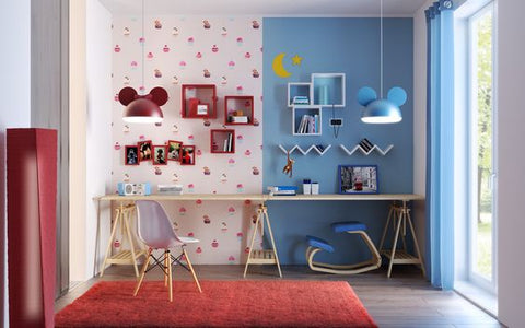 shared room kids interior inspiration