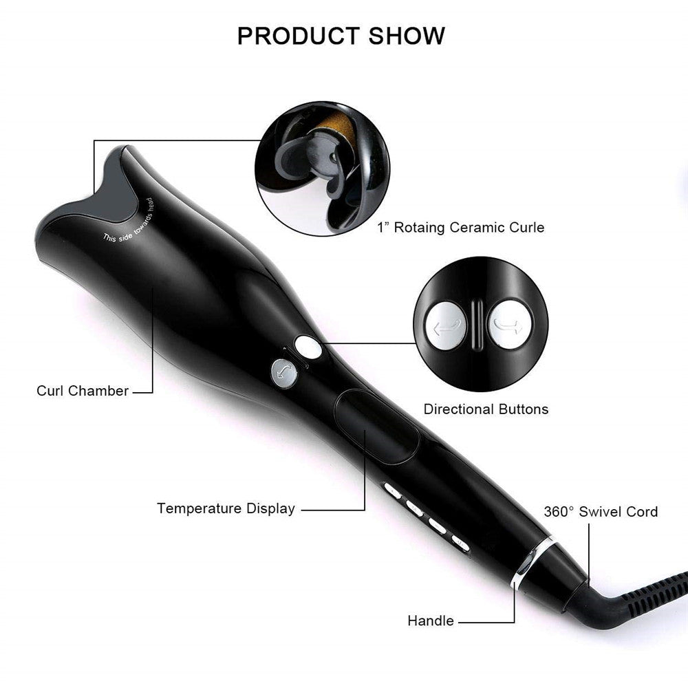 Automatic Curling Iron in sazzus.com 1