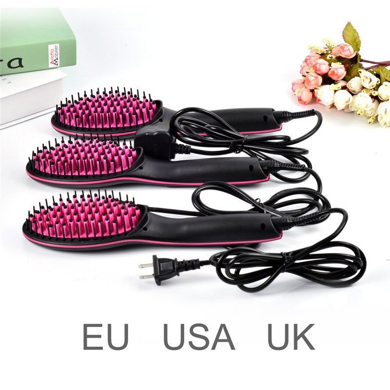 Hair Straightener Comb 2