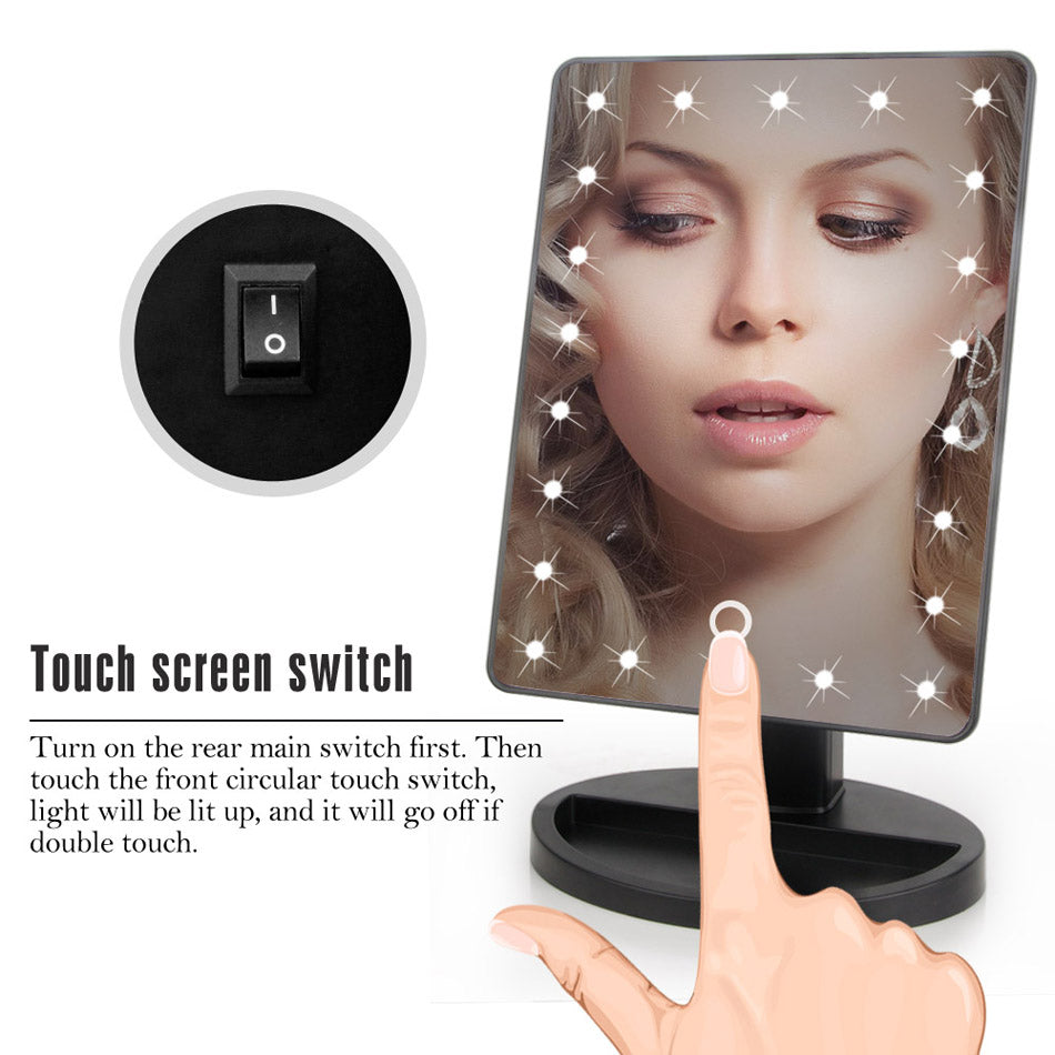 LED Makeup Mirror 1