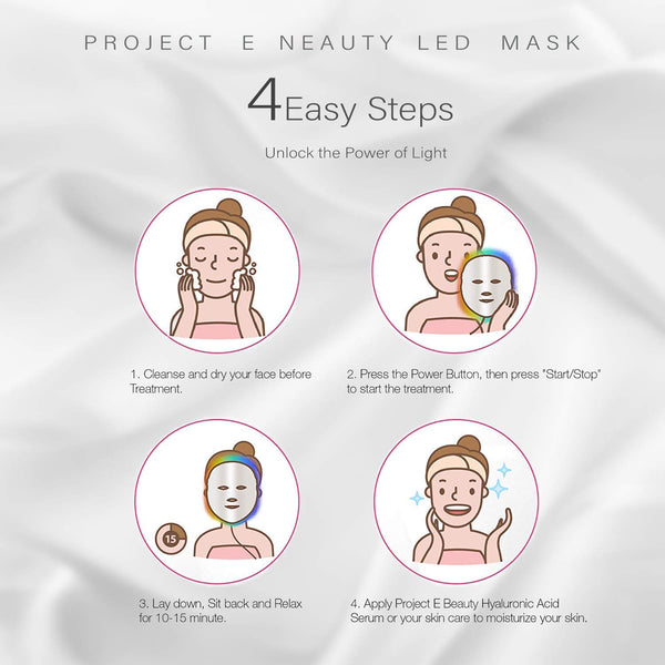 Light Therapy Facial Care Mask 3