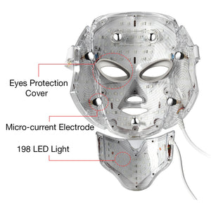 led facial mask-7