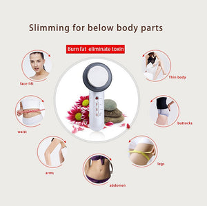 Infrared Ultrasound Cavitation EMS Body Slimming Massage Machine