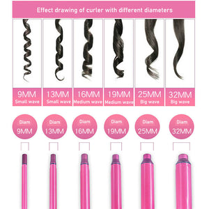 Curling Iron For Short Hair 4