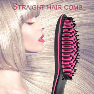 Hair Straightener Comb 9