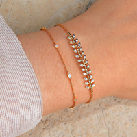 Diamond Eternity Baguette Bracelet