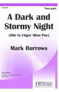 A Dark and Stormy Night 2-Part - Mark Burrows
