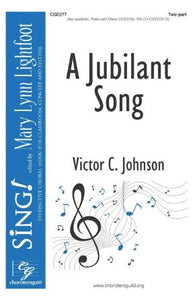 A Jubilant Song 2-Part - Victor C. Johnson