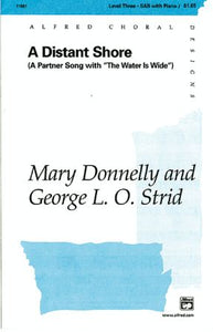 A Distant Shore 3-Part Mixed - Arr. Mary Donnelly And George Strid