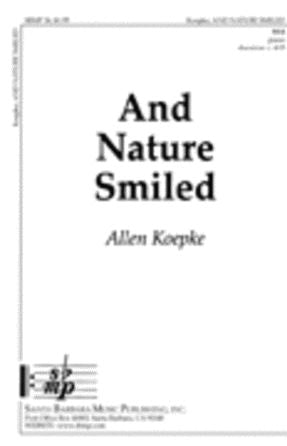 And Nature Smiled TBB - Allen Koepke