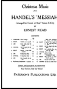 And The Glory (Messiah) SSA - Handel