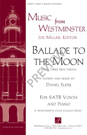 Ballade To The Moon - Daniel Elder