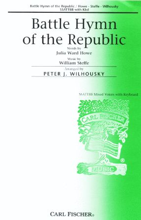 Battle Hymn Of The Republic - Arr. Peter J. Wilhousky