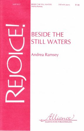 Beside The Still Waters SAB - Andrea Ramsey