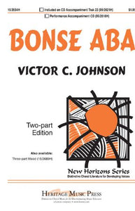 Bonse Aba 2-Part - Arr. Victor C. Johnson