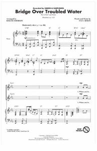 Bridge Over Troubled Water 2-Part (sung TB) - Arr. Roger Emerson