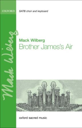 Brother James's Air SATB - arr. Mack Wilberg