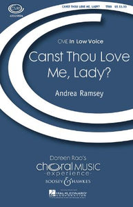 Canst Thou Love Me, Lady - Andrea Ramsey