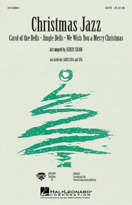 Carol Of The Bells (Christmas Jazz) SATB - Arr. Kirby Shaw